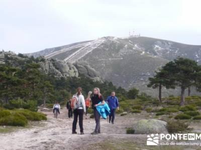 Ruta por el valle de Fuenfría, Siete Picos; excursiones en madrid y alrededores